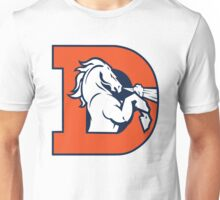 the denver logo Unisex T-Shirt