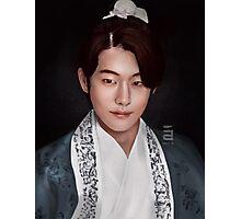 Baek Ah Photographic Print