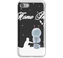 Drunk Snowman iPhone Case/Skin