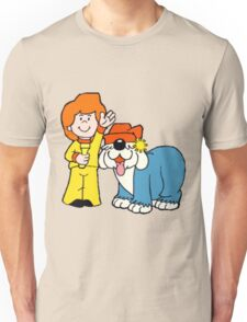 Jamie and his Magic Torch Unisex T-Shirt