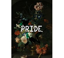 Pride Photographic Print