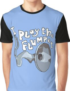 I play the Flumpet - The Flumps Graphic T-Shirt