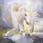 Heart Of A Unicorn by Carol  Cavalaris