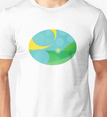asómate por el ecuador Unisex T-Shirt