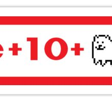 Nintendo Logo? (Puzzle) Sticker