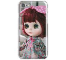 Lala - Custom Blythe doll photography by DollieHouse iPhone Case/Skin