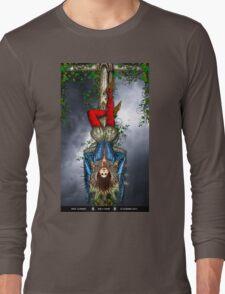 The Hanged Man Long Sleeve T-Shirt