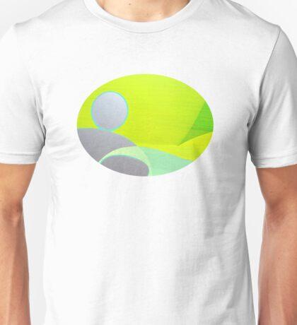 a punto de transformarme en un cuadro de gauguin Unisex T-Shirt