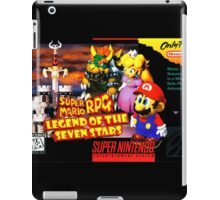 Legend of the Seven Stars iPad Case/Skin
