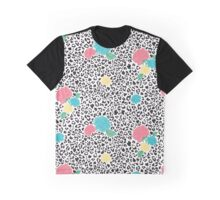 Floral Skin Graphic T-Shirt