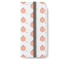 Peachy 19 iPhone Wallet/Case/Skin