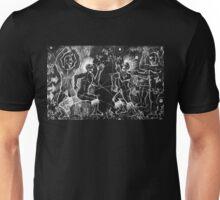 Dancers Noir Unisex T-Shirt