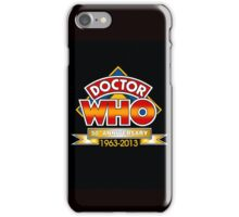 dr who 50 iPhone Case/Skin