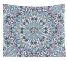 Pastel Paisley Wall Tapestry