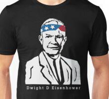 President Dwight D Eisenhower American Patriot Vintage  Unisex T-Shirt