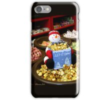 Preparing for Winter in the Candy Store  iPhone Case/Skin