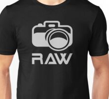 Photografer - Camera Raw Unisex T-Shirt