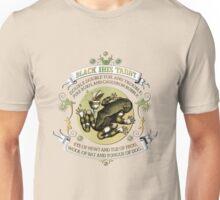 The Black Ibis Tarot - Ten of Chalices Unisex T-Shirt