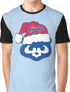 Christmas Cubs Graphic T-Shirt