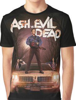ash team vs evil dead  Graphic T-Shirt