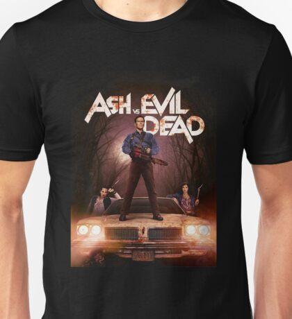 ash team vs evil dead  Unisex T-Shirt