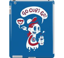 Go Cubs Go! iPad Case/Skin