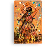 Prayers for the Protectors Canvas Print