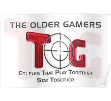 The Older Gamers - Play Together Poster