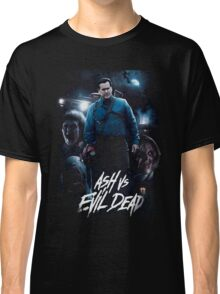 no fear with evil  Classic T-Shirt