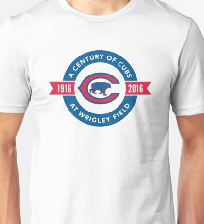 Century of Cubs Unisex T-Shirt