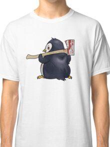 Funny Penguin Cartoon Classic T-Shirt