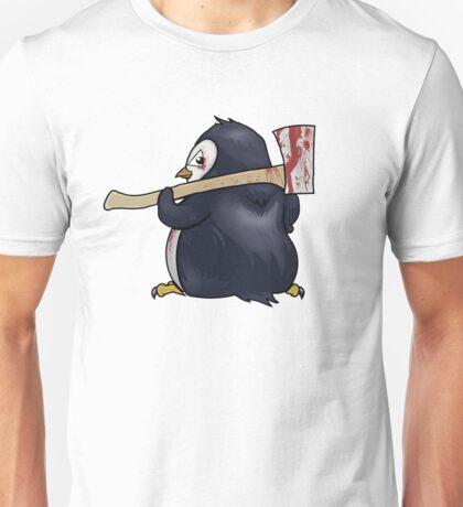 Funny Penguin Cartoon Unisex T-Shirt