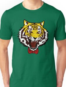 yuri tiger high resolution vector Unisex T-Shirt