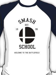 Smash School (Black) T-Shirt