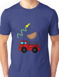 fireman empanada Unisex T-Shirt