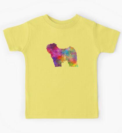 Puli in watercolor Kids Tee