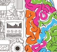 Brain Chemistry Sticker