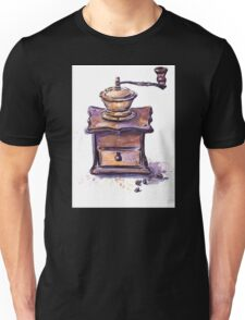 Coffee mill Unisex T-Shirt
