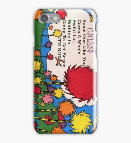 Unless iPhone Case/Skin