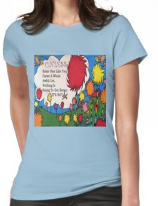 Unless Womens Fitted T-Shirt