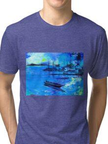 Blue Dream 2 Tri-blend T-Shirt