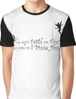 Tinker Bell Pixie Dust Graphic T-Shirt