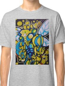 Fly bot original Mecha Android Classic T-Shirt