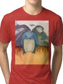 quaggan Tri-blend T-Shirt