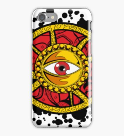 Marvel Dr Strange Agamotto Eye iPhone Case/Skin