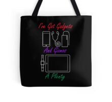 Smart Gadgets and Gizmos Tote Bag