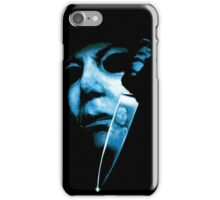 Michael Myers (Large) iPhone Case/Skin