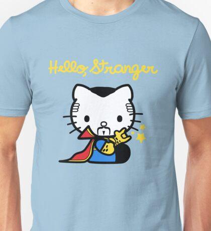 Hello, Stranger Unisex T-Shirt