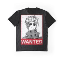 Vash the wanted Graphic T-Shirt