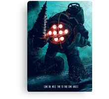Big Daddy (BioShock) Canvas Print